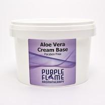 Aloe Vera Cream Base