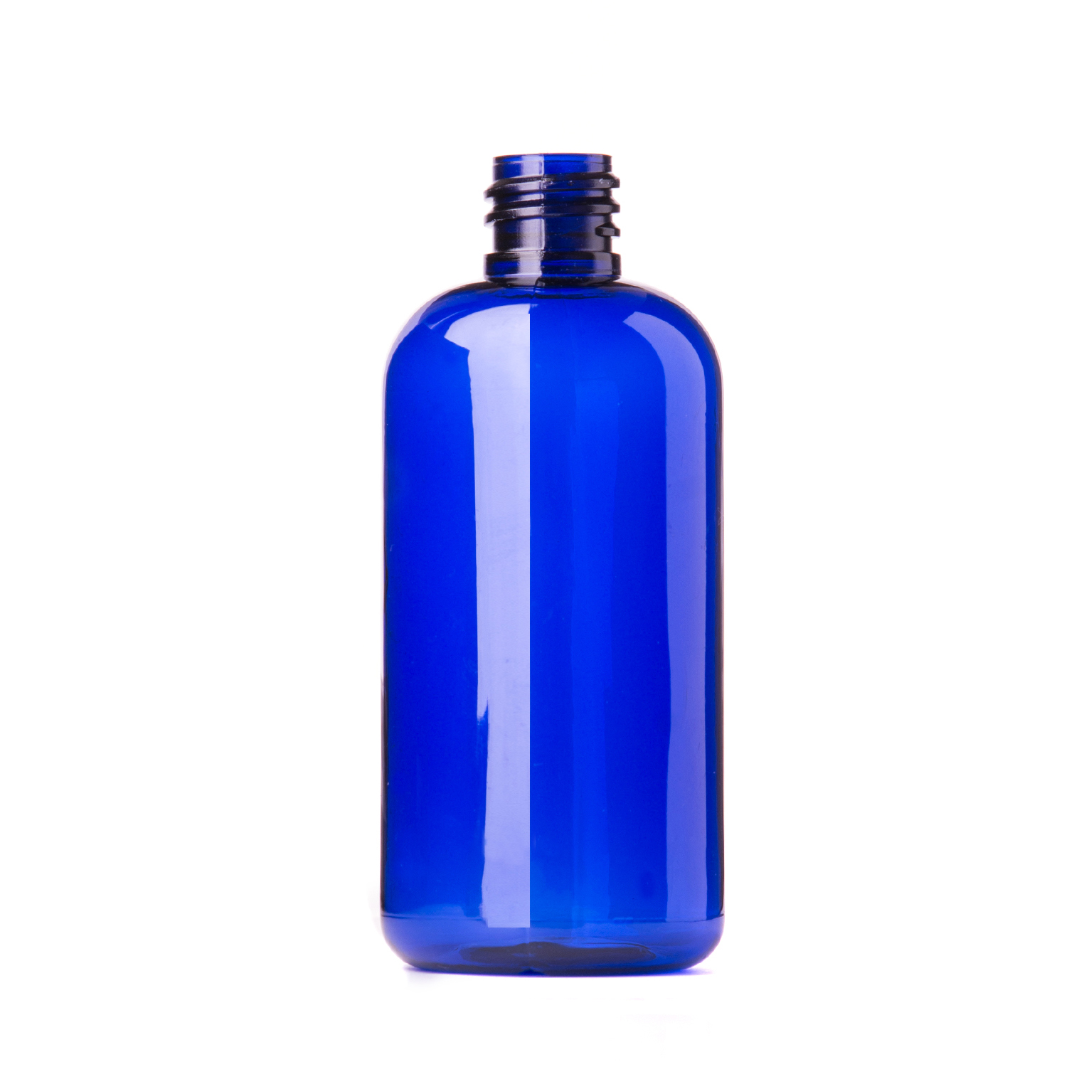 Ml Blue Glass Bottle