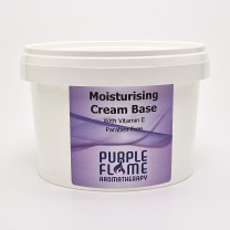 Moisturising Cream Base with Vitamin E