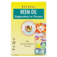 Neem Oil Pessaries