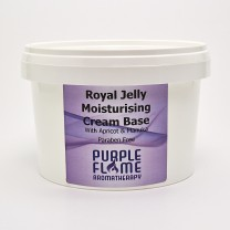 Royal Jelly Moisturising Cream Base