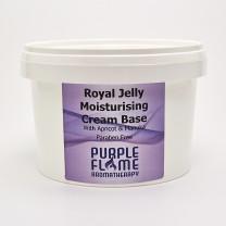 Royal Jelly Moisturising Cream Base