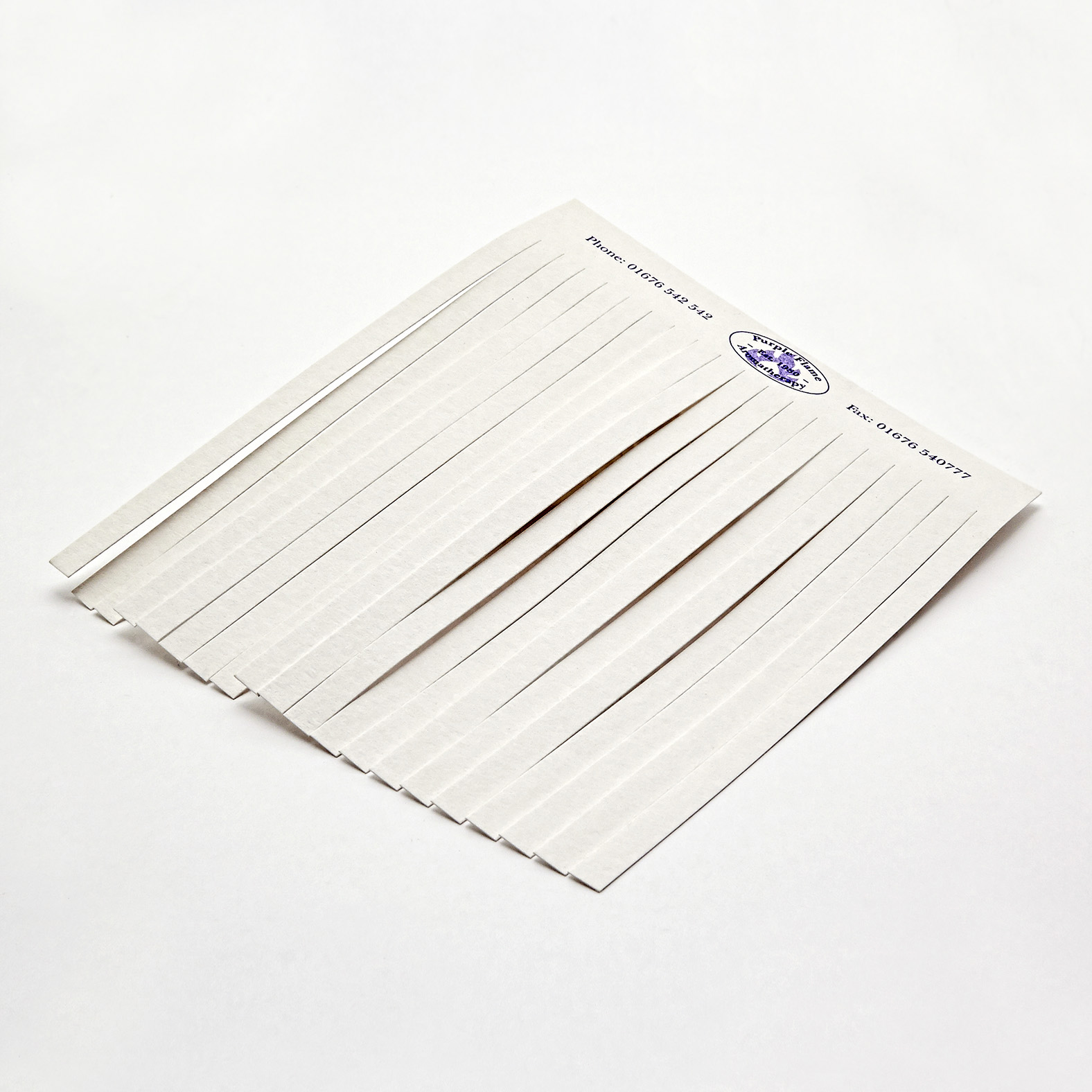 Perfume Tester Strips Uk: Smelling Strips/Tapers