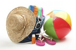 Items for the Beach