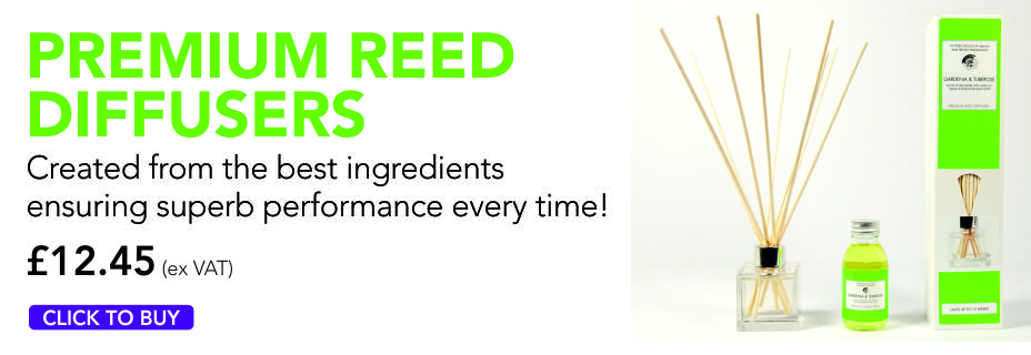 Reed Diffuser Banner